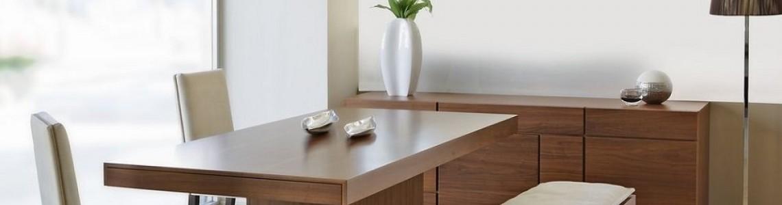 اگر خانه ی کوچکی دارید این میز نهارخوری ها را بخرید