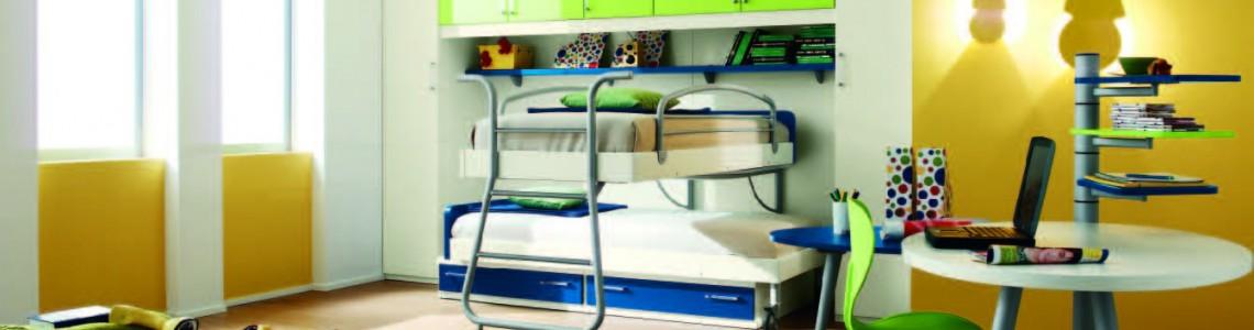ایده های ناب برای تغییر دکوراسیون اتاق کودک در فصل مدرسه
