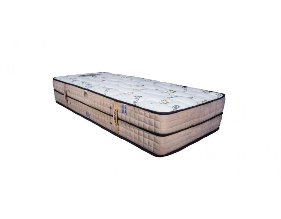 تشک دو نفره کالای خواب متین مدل Carenzaسایز 180×200