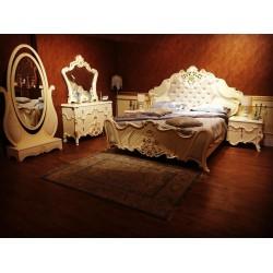 سرویس خواب سلطنتی عروس مارینا