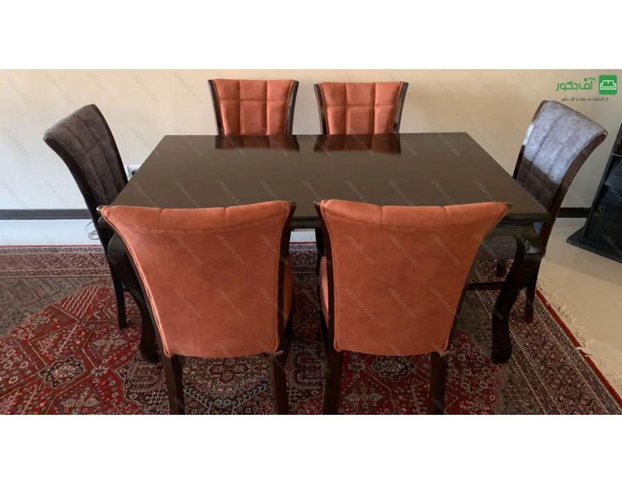 میز ناهار خوری النا