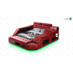 تخت خواب دو نفره ماساژور هوشمند لوگانو