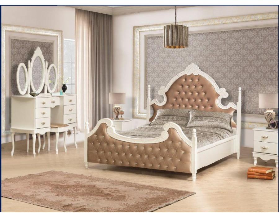 تخت خواب سلطنتی آمریکایی