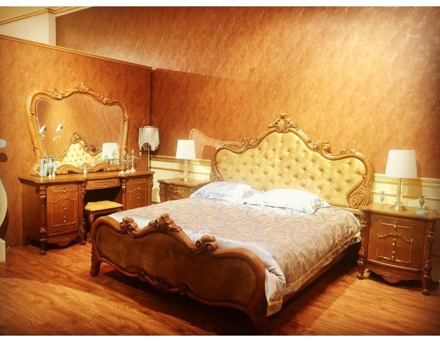 تخت خواب سلطنتی آنتیک