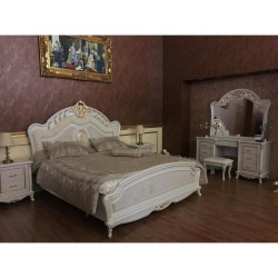 تخت خواب سلطنتی عروس R1