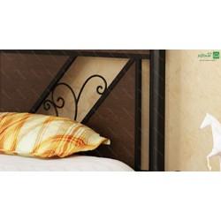 تخت خواب یک نفره گریس