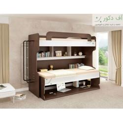 تخت خواب دو طبقه نیوشا