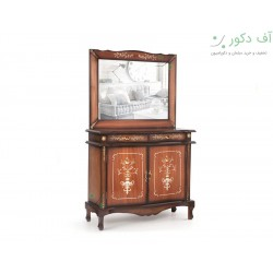 آینه و میز کنسول معرق روژا