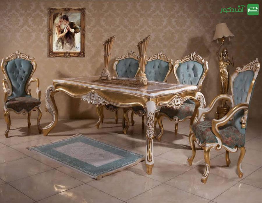 میز ناهار خوری صوفیا