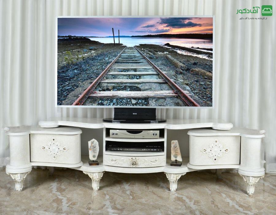 میز تلویزیون کاپیتال