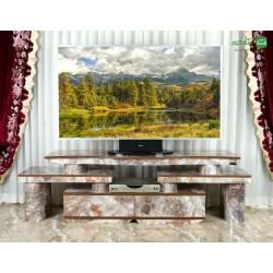 میز تلویزیون مدرن ژوبین