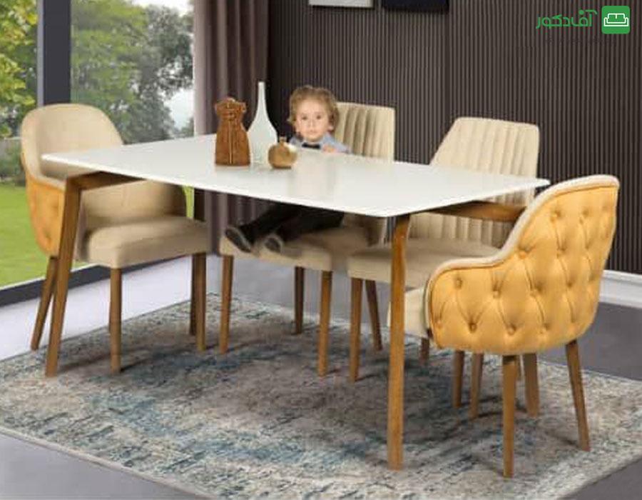 میز ناهار خوری فیگو