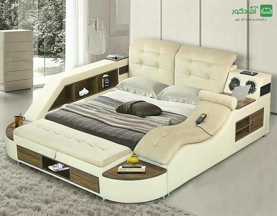 تخت خواب هوشمند اسکار |