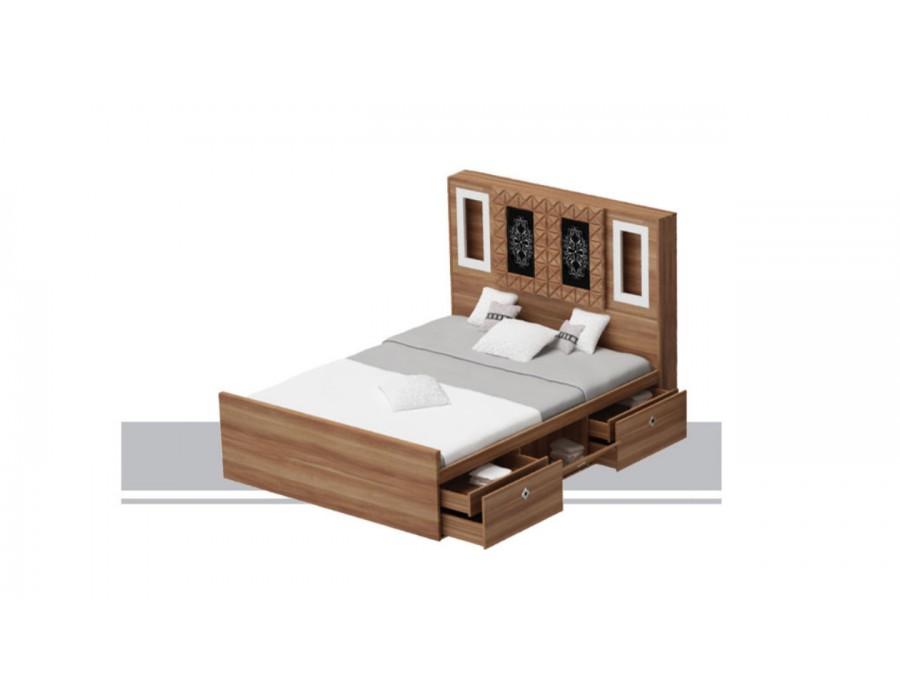 تخت خواب دو نفره ستایش