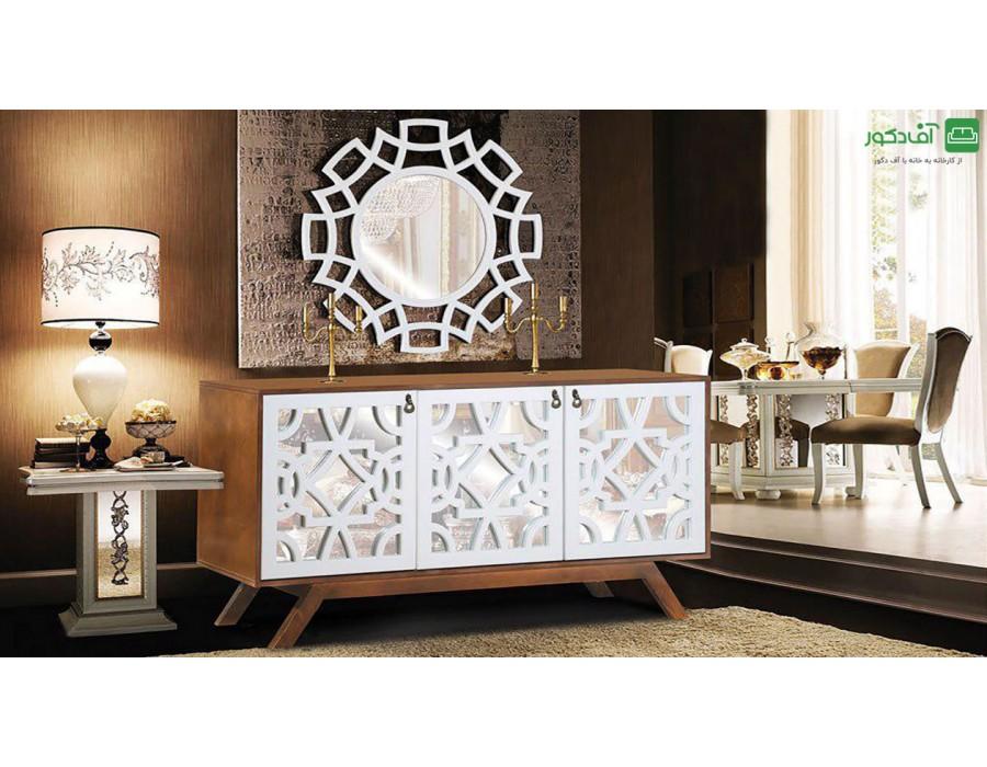 آینه و میز کنسول سپنتا