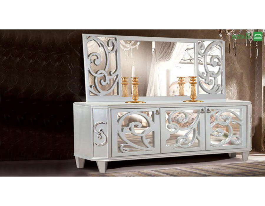 آینه و میز کنسول آیسان