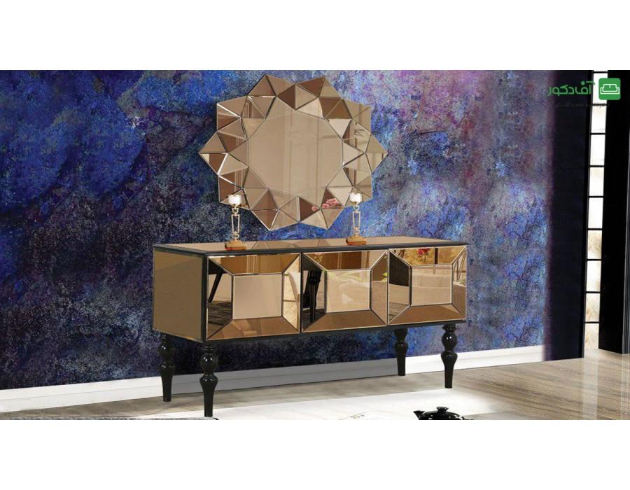 آینه و میز کنسول برلین