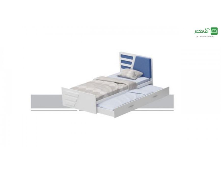 تخت خواب یک نفره سنا