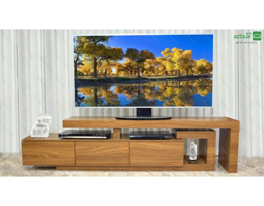 میز تلویزیون مدرن لومانو
