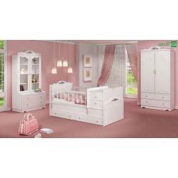 تخت خواب نوزاد نوجوان نوژا