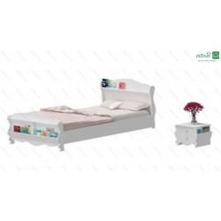 تخت خواب یک نفره تانیا
