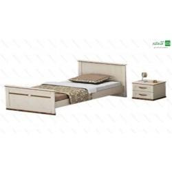 تخت خواب یک نفره لاوانته