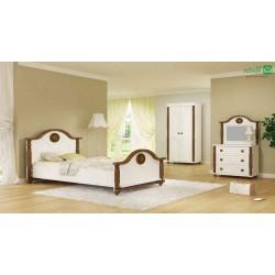 تخت خواب یک نفره ناتالی