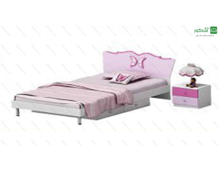 تخت خواب یک نفره نیوجرسی