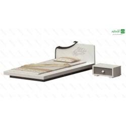 تخت خواب یک نفره هکتور