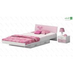 تخت خواب یک نفره ویکتوریا