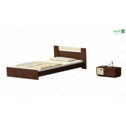 تخت خواب یک نفره آتیلا