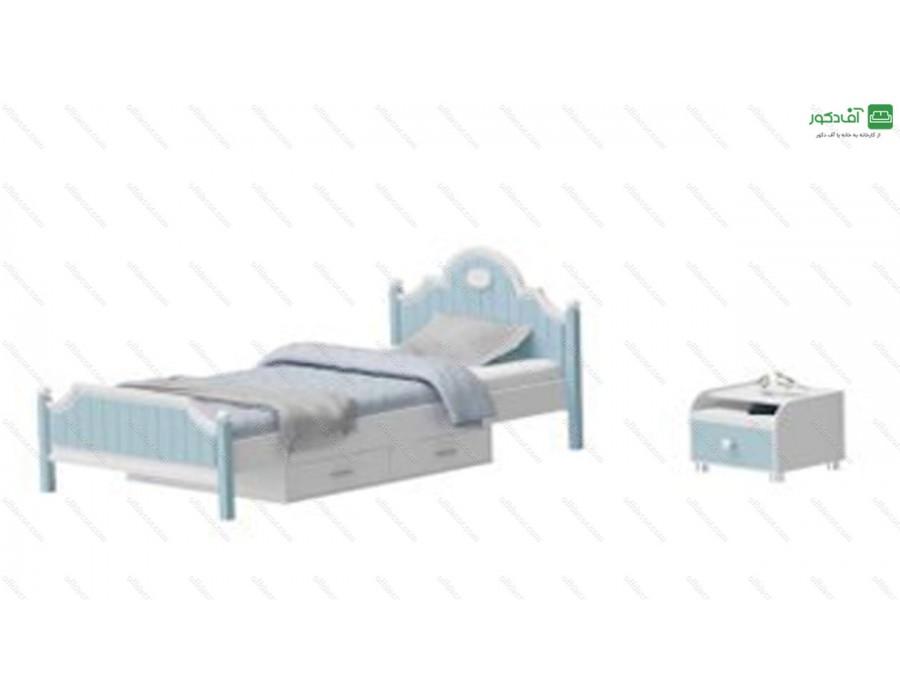 تخت خواب یک نفره پریما