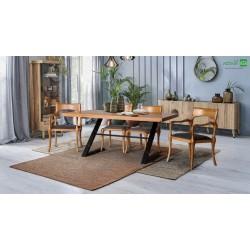 صندلی ناهار خوری رومانو