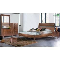 تخت خواب دو نفره شایلی