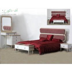 تخت خواب دو نفره رویا