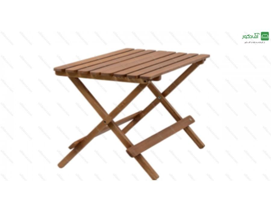 میز و صندلی تاشو آرتین
