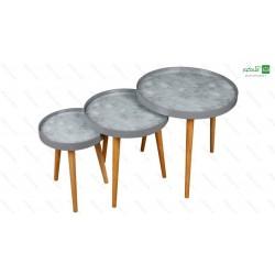 میز عسلی لنیا