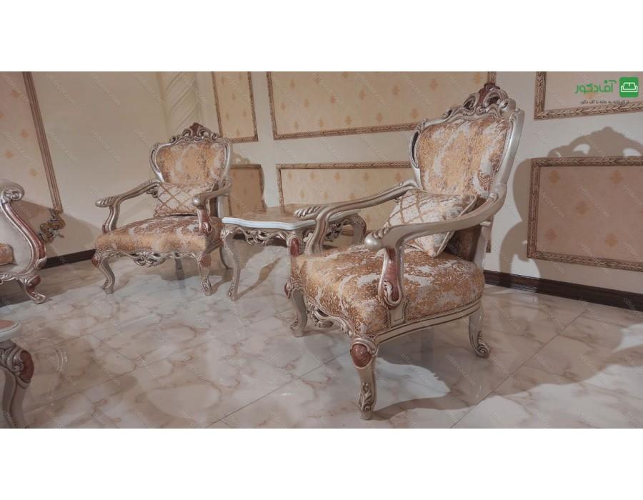 مبل کلاسیک شاهان