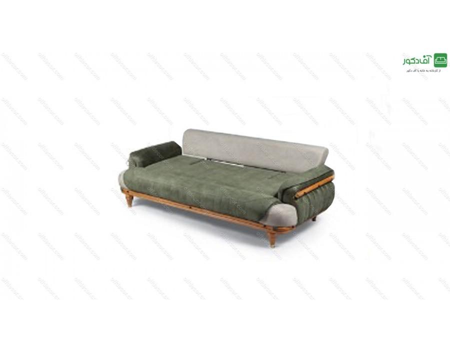 مبل راحتی تخت شو بنجامین