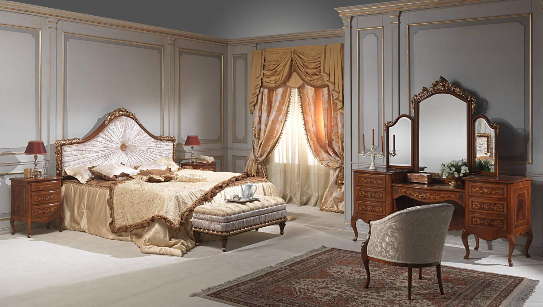 تخت خواب دو نفره اسپرت سلطنتی استیل شیک عروس