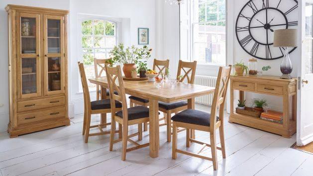 میز ناهار خوری چوبی آشپزخانه صندلی میز ناهارخوری