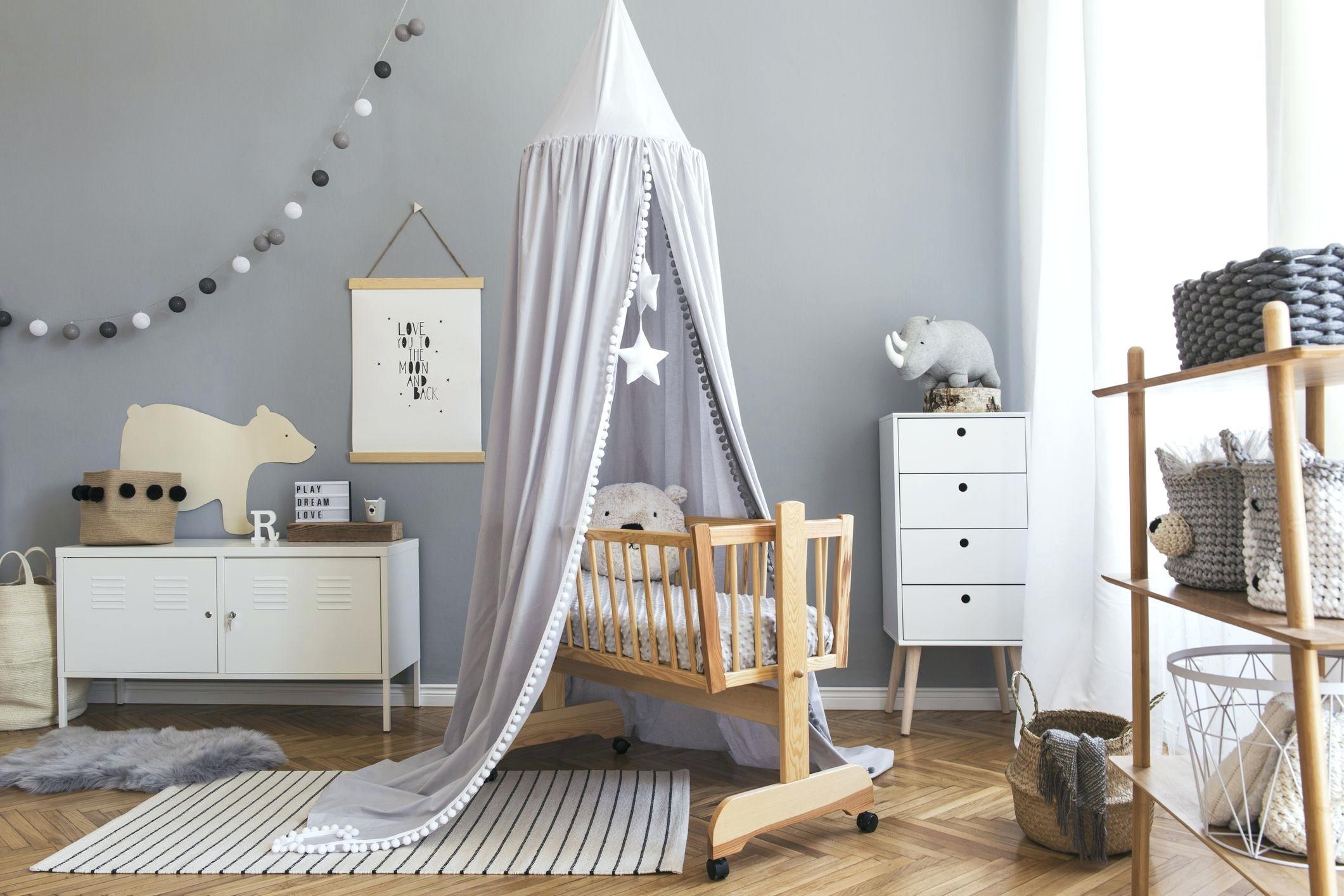سرویس خواب نوزاد کودک دخترانه پسرانه گهواره نوزاد