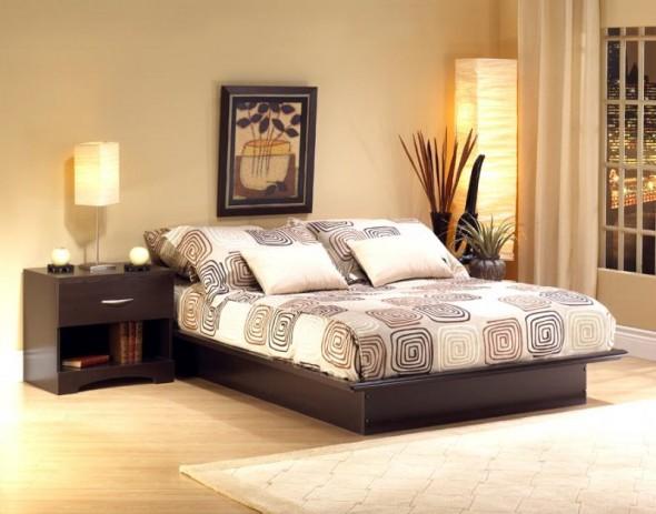 تابلو خاص برای بالای تخت خواب