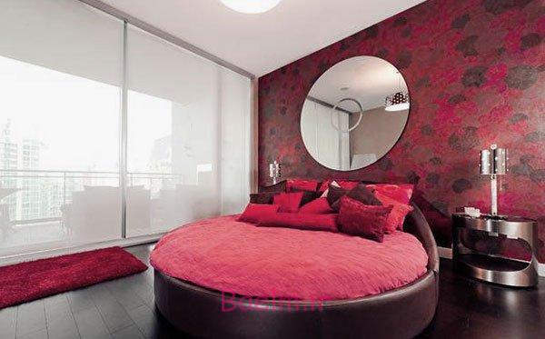 سرویس خواب اتاق خواب عاشقانه و زیبا