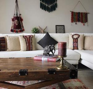 دکوراسیون منزل به سبک سنتی ایرانی