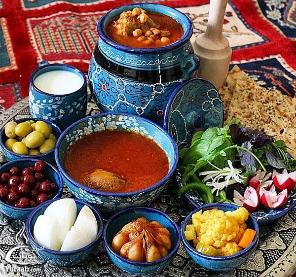 آبگوشت ایرانی