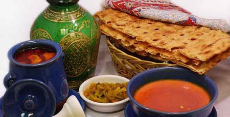آبگوشت سنتی ایرانی