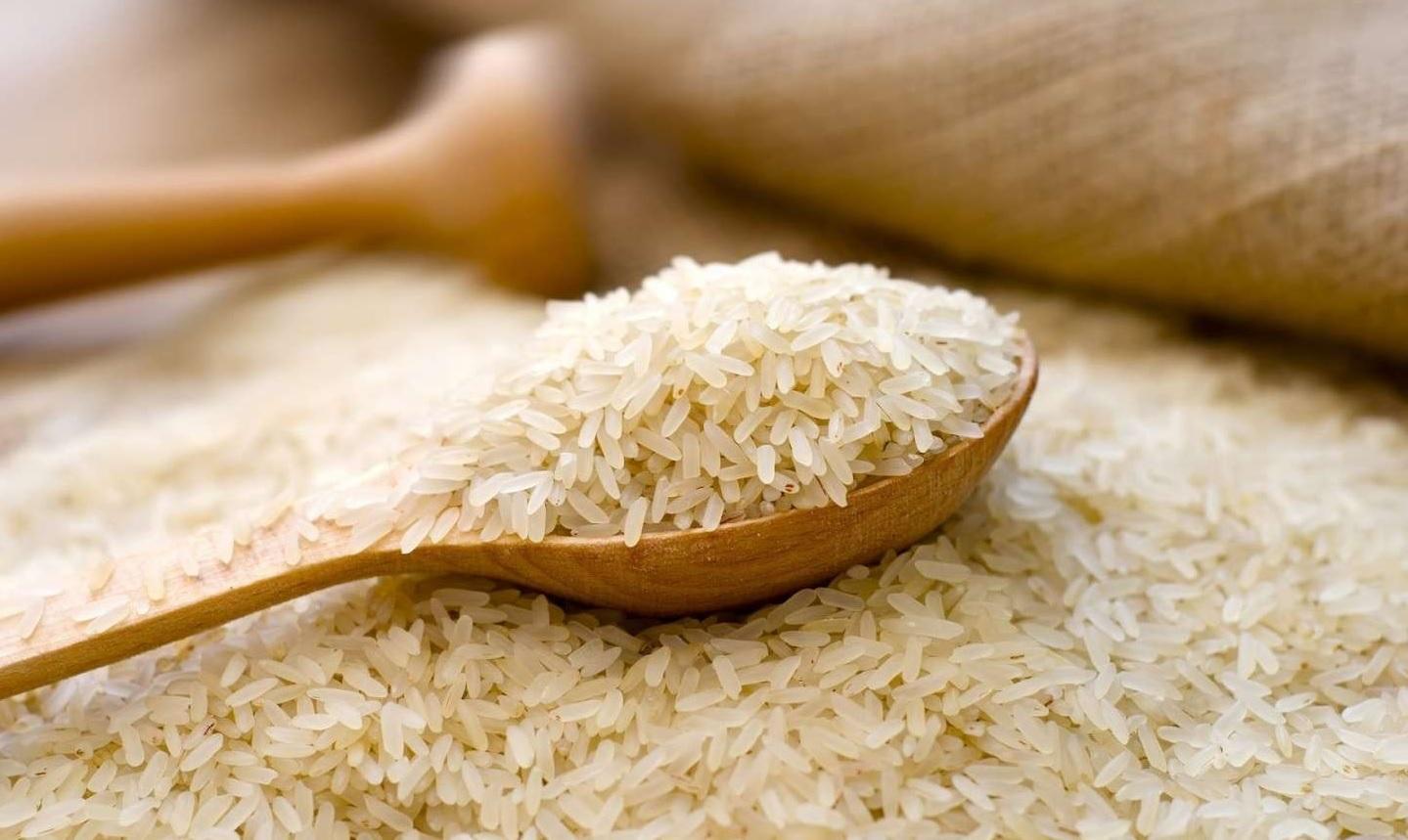 مواد لازم برای تهیه برنج کته