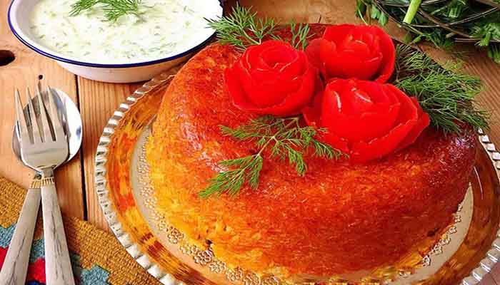 طرز تهیه استانبولی یا دمی گوجه