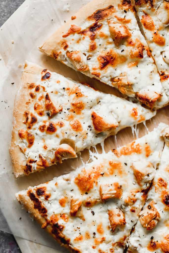 پیتزا آلفردو